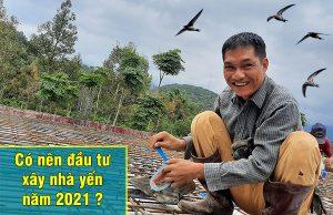 đầu tư xây nhà yến 2021