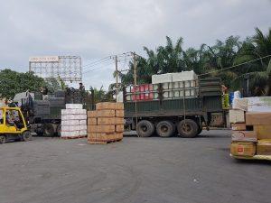 Gửi hàng đi Lào Cai ở quận 12 giá tốt, chất lượng có 1-0-2