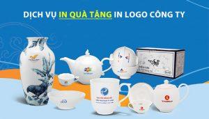 Có nên dùng quà tặng in logo công ty hay không?