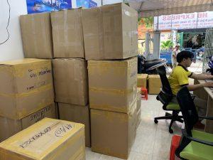 Quy trình đóng gói, gửi hàng đi Mỹ tại DHLSAIGON có gì đặc biệt