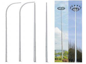 3 Cách lắp đặt cột đèn đạt tiêu chuẩn chiếu sáng ngoài trời 2021