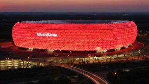 Sân vận động Allianz Arena: Con tắc kè của Châu Âu