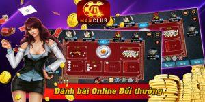 Cổng game Manclub trực tuyến đổi thưởng uy tín số 1 năm 2021